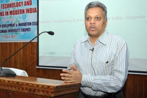 Dr. C Murlikrishna Kumar