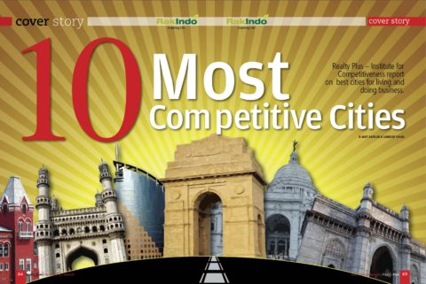 City Competitiveness Report 2008
