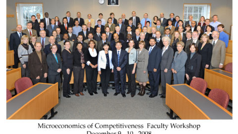 Experiences and power of the MOC Network of Institute for Strategy and Competitiveness
