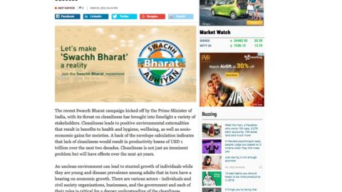 4 ways to make the Swachh Bharat campaign a success