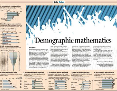 Demographic Mathematics