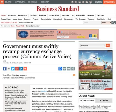 Government must swiftly revamp currency exchange process