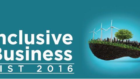 Inclusive Business List 2016