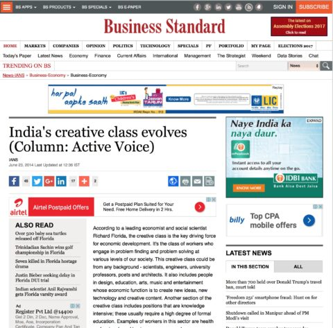India's creative class evolves