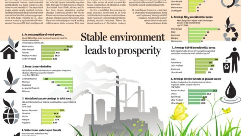 Stable environment leads to prosperity