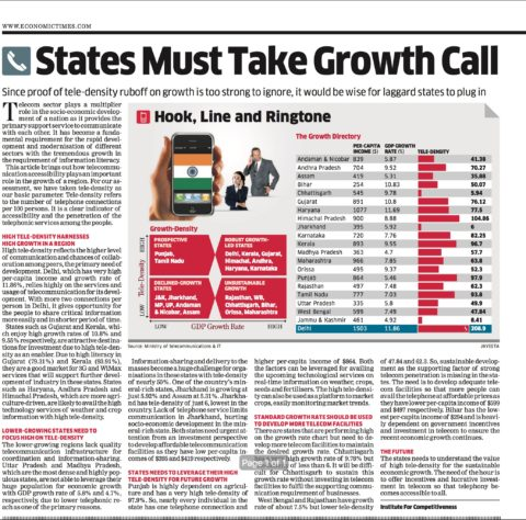 States Must Take Growth Call
