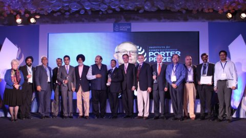 Recipients of Porter Prize 2014