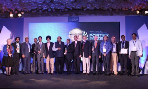Recipients of Porter Prize 2014
