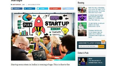 Here are four trends that are present in Indian startups