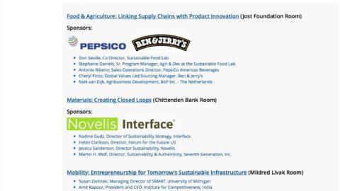 Mobility: Entrepreneurship for Tomorrow's Sustainable Infrastructure