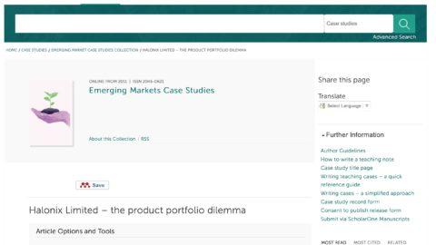 Halonix Limited – the product portfolio dilemma