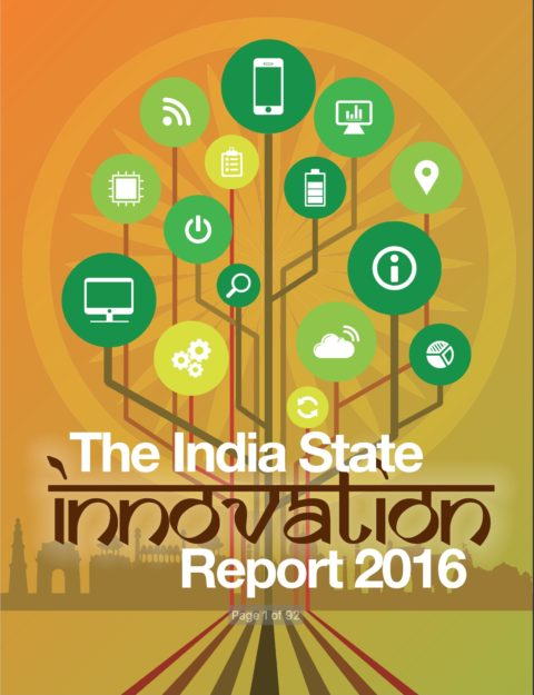 State Innovation Index 2016