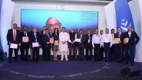 Recipients of Porter Prize 2013