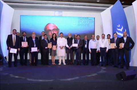 Recipients of Porter Prize 2013