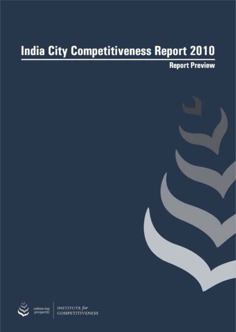 City Competitiveness Report 2010