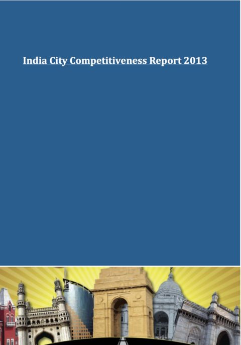 City Competitiveness Report 2013