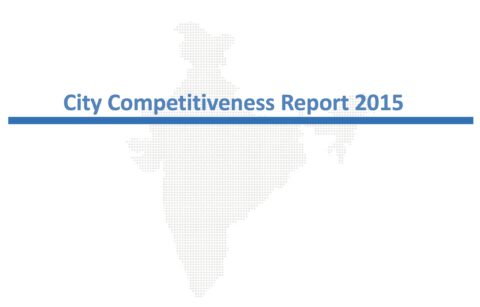 City Competitiveness Report 2015