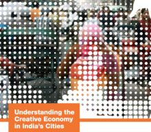 Creative Economy of Indian Cities 2013