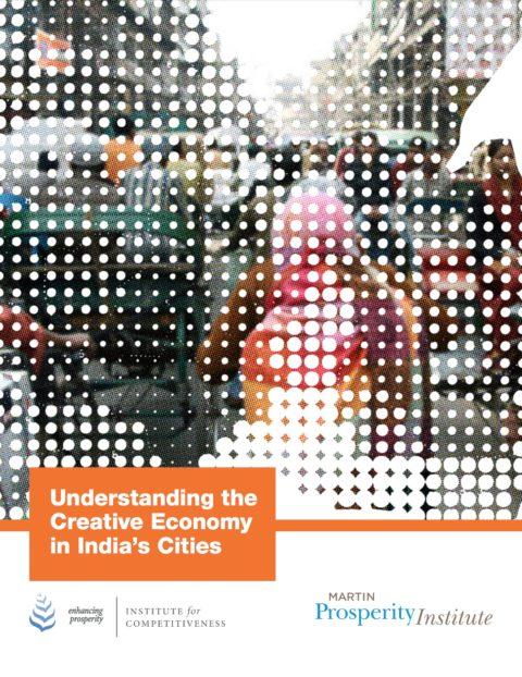 Creative Economy of Indian Cities 2013