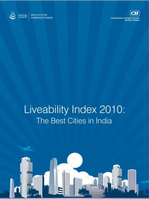 Liveability Index 2010