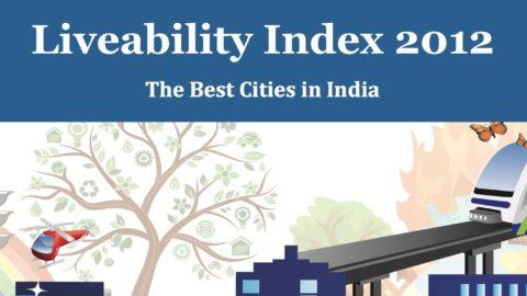 Liveability Index 2012