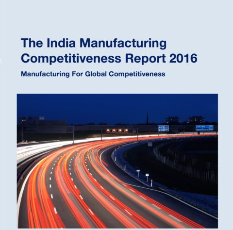 Manufacturing Competitiveness Report 2016