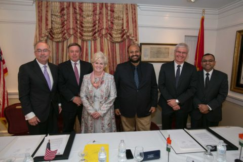 India Council on Competitiveness Launches with MOU Signing in Washington, DC, USA