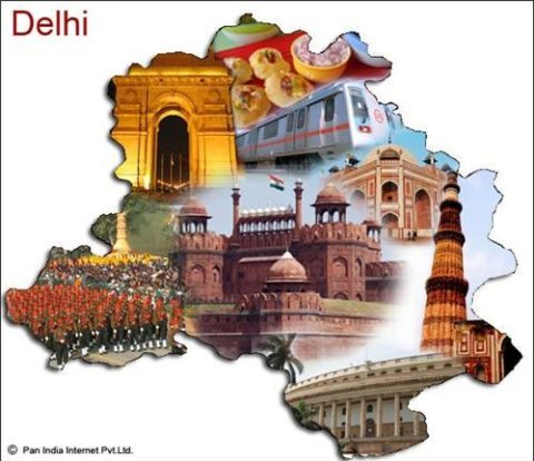 New Delhi again emerged as the Most Competitive City in India– third time in a row