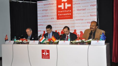 Institute for Competitiveness, India hosts The Lehendakari, H. E. Patxi Lopez, President of the Basque Regional Government in New Delhi