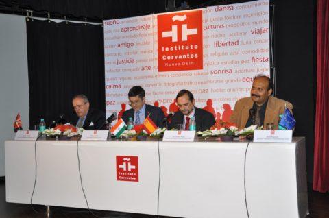 Institute for Competitiveness, India hosts The Lehendakari, H. E. Patxi Lopez, President of the Basque Regional Government in New Delhi