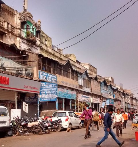 Indian Capital 'New Delhi' ranks first in the Liveability Index 2011