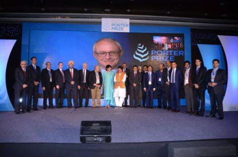 Porter Prize Recognizes the Strategic Acumen of Corporates in India