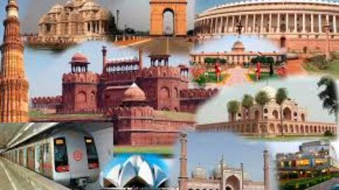 The Capital of India, New Delhi has won 'The Most Competitive City State' award by surpassing other city-states in the country.