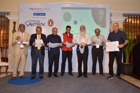 THINKERS Announces List of Foremost Thinkers in the Area of Economics and Governance in India