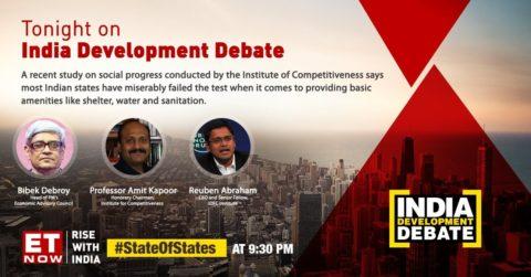 India Development Debate | ET Now
