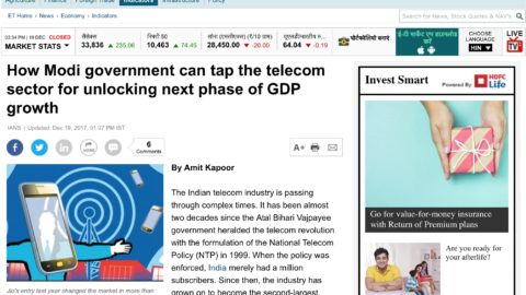 Tapping Into the Evolving Telecom Sector
