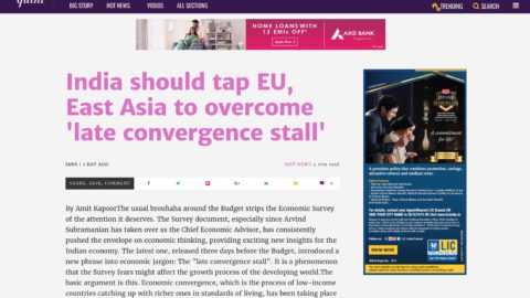 Late convergence stall
