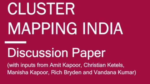 India Cluster Mapping