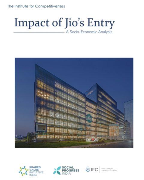 Impact of Jio's Entry: A Socio – Economic Analysis