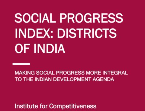 Social Progress Index: Districts of India