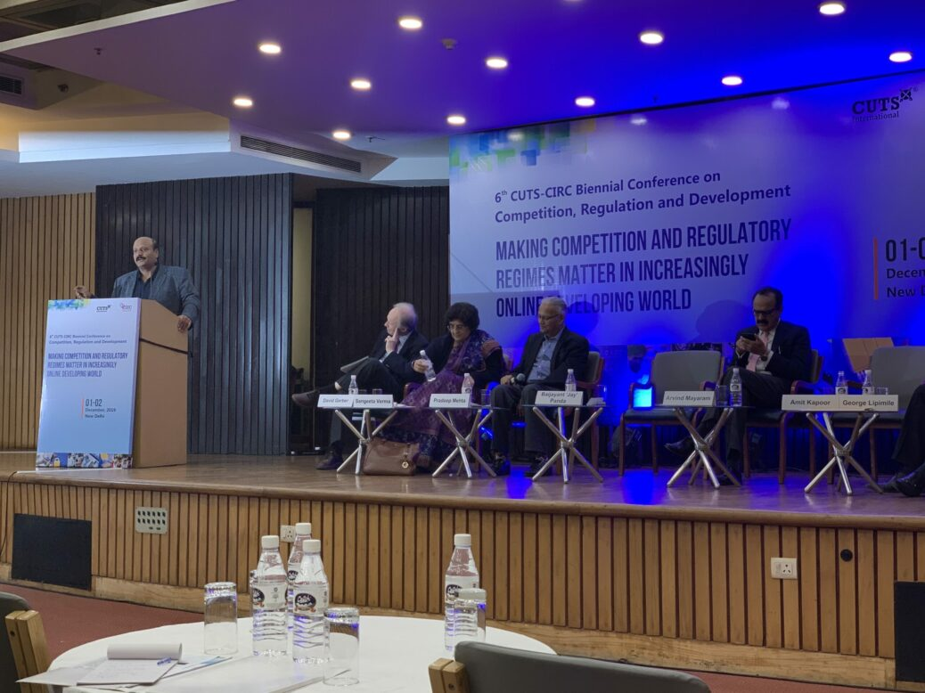 Role of Competition and Regulation in Fostering Development and Reducing Inequalities