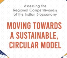 Assessing the Regional Competitiveness of the Indian Bioeconomy: Moving Towards A Sustainable, Circular Model