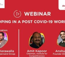 Coping in a post Covid – 19 World