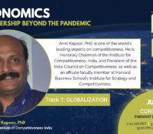 CORONOMICS: Life & Leadership Beyond the Pandemic