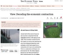 Decoding the Economic Contraction