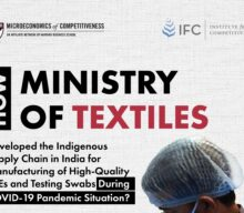 Report on Manufacturing of PPE