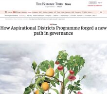 How Aspirational Districts Programme forged new path in governance