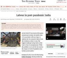 Labour in Post-Pandemic India