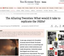 The Alluring Twenties: What Would it Take to Replicate the 1920s?