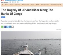 The tragedy of UP and Bihar along the banks of Ganga